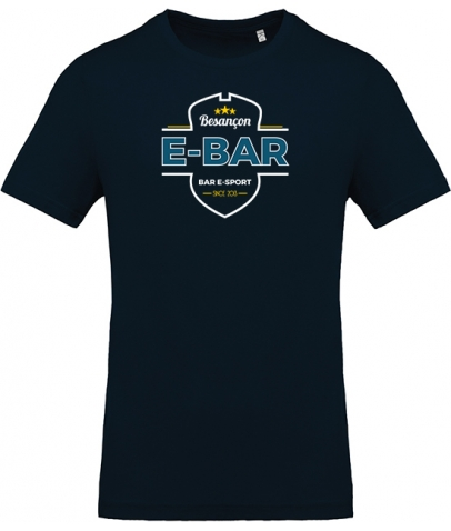 T-shirt - E-Bar Classics - Navy