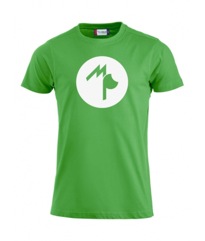 T-Shirt Adulte - Mister Perrier - Green