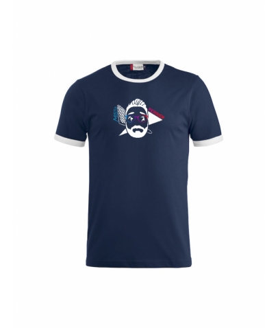 T-Shirt Enfant - Mister Perrier - Navy