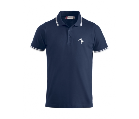 Polo Adulte - Mister Perrier - Navy