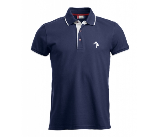 Polo Seattle Adulte - Mister Perrier - Navy