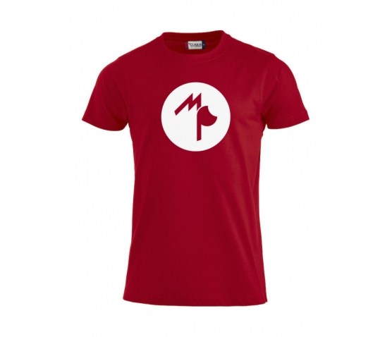 T-Shirt Adulte - Mister Perrier - Red
