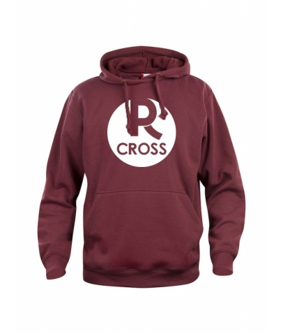 Basic Hoody - Bordeaux